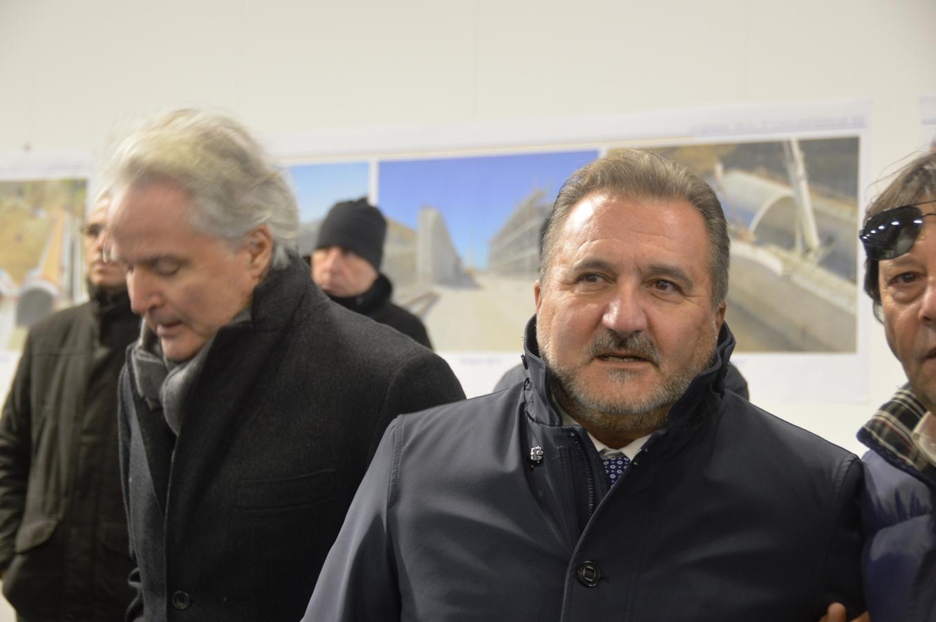 Trasversale, inaugurato il tratto Cinelli-Monte Romano