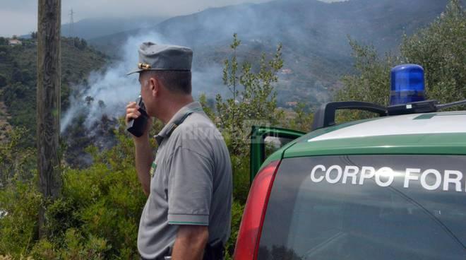 Forestale: parte un'altra estate senza antincendio boschivo